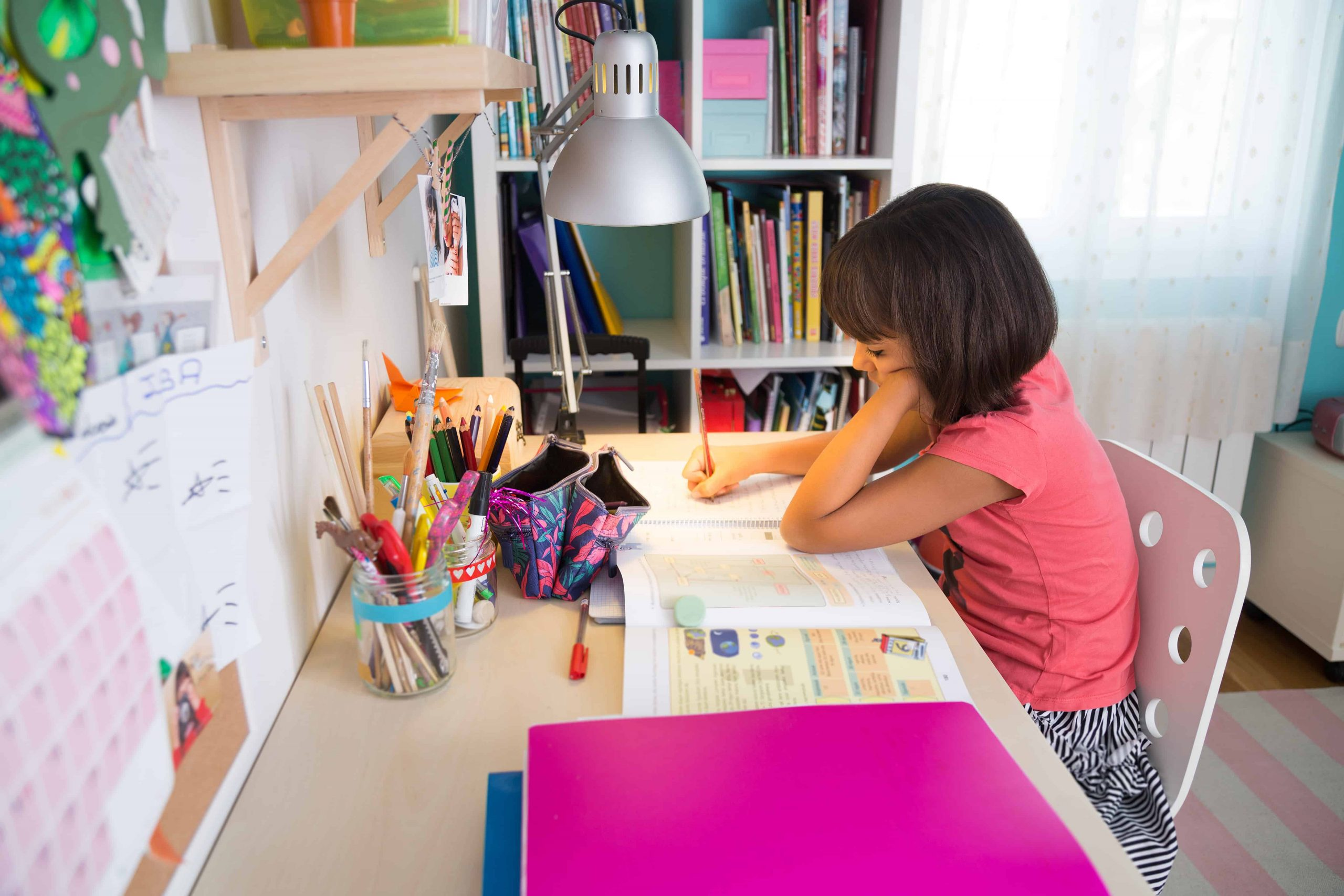 Kinderschreibtischstuhl: Test & Empfehlungen (04/21)