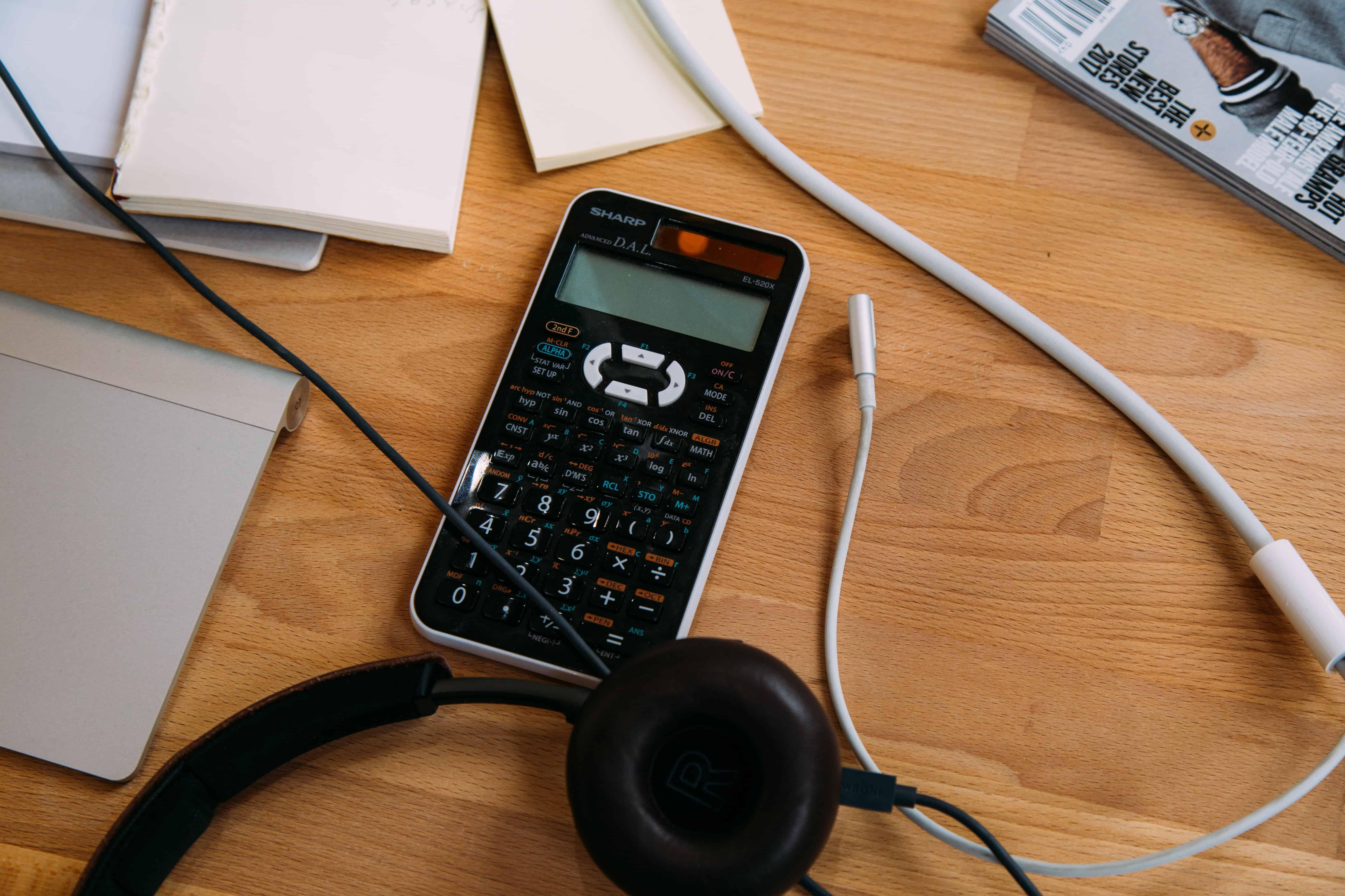 Taschenrechner: Test & Empfehlungen (01/20)