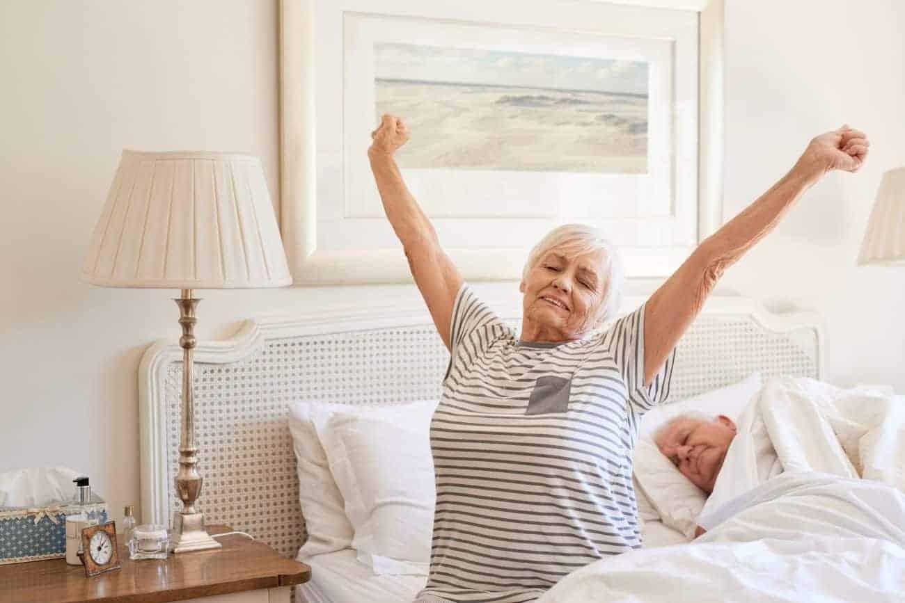 Seniorenbett: Test & Empfehlungen (10/20)
