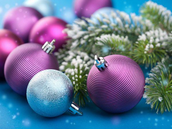 Außergewöhnliche Weihnachtskugeln