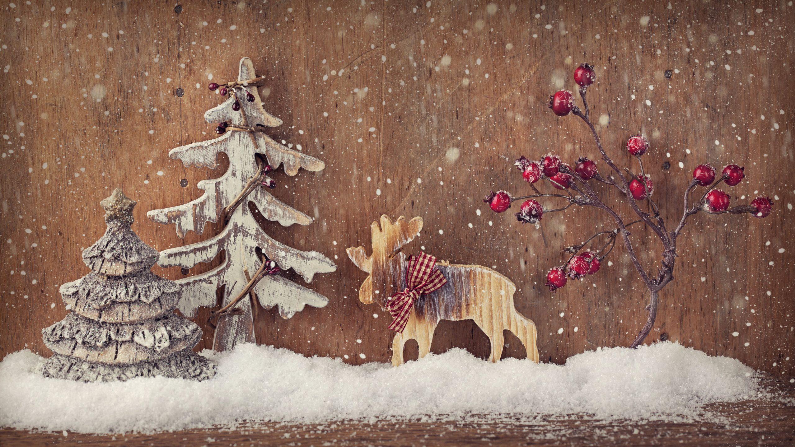 Holzdeko Weihnachten: Test & Empfehlungen (01/20)