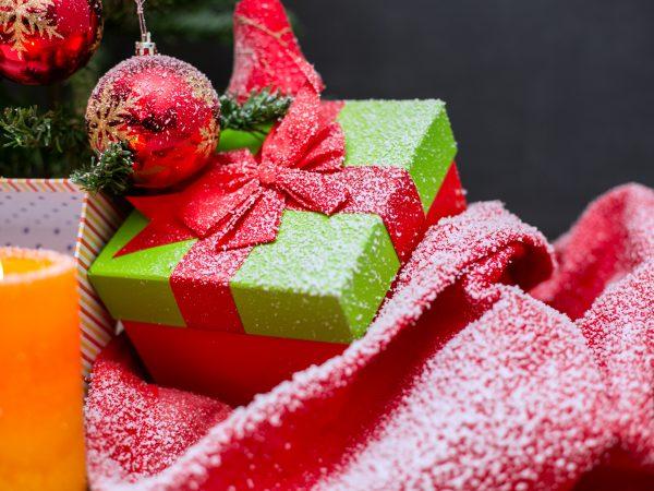 Geschenkpapier Weihnachten