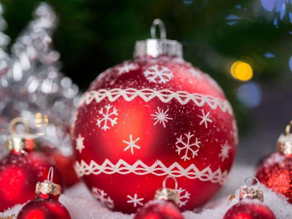 Lauscha Weihnachtskugeln