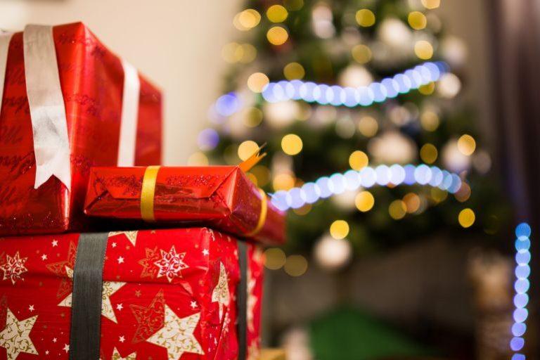 Geschenkpapier -Weihnachten-1
