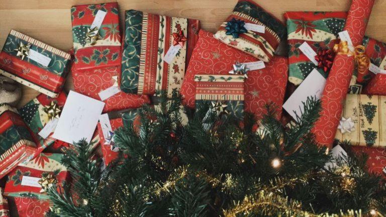 Geschenkpapier -Weihnachten-2
