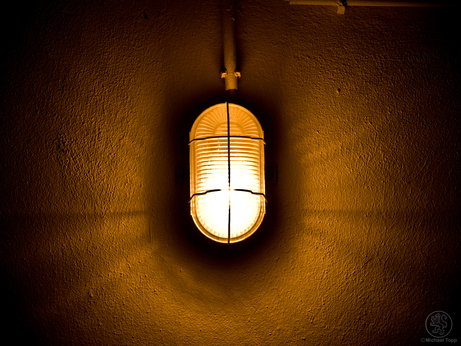 Lampe für Außen Brennenstuhl Ovalleuchte Color und Innenbereich Leuchte zur