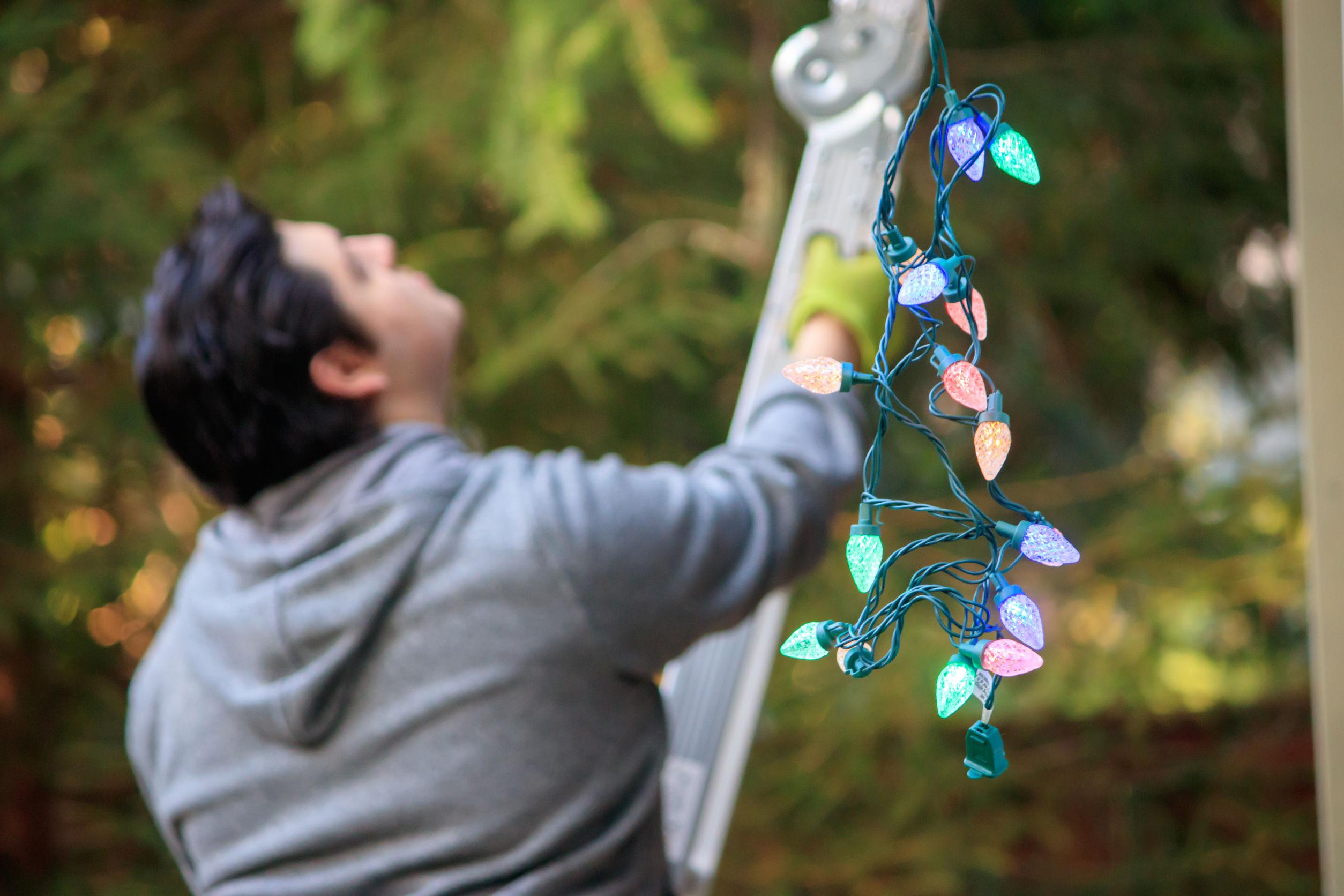 Weihnachtsbeleuchtung für außen: Test & Empfehlungen (05/20)