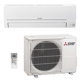 Mitsubishi Klimaanlage R32 Basic Wandgerät