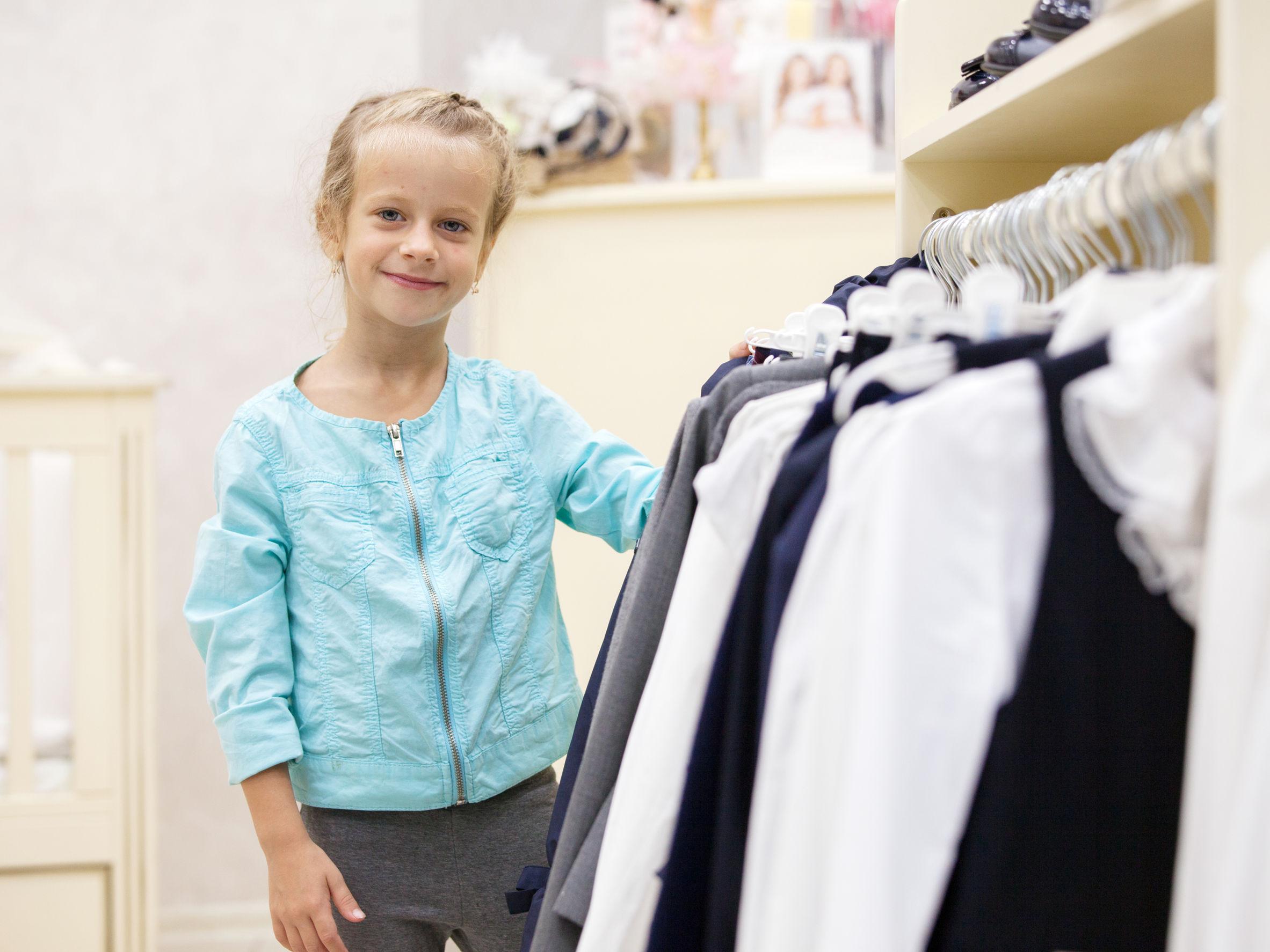 Kinderkleiderschrank