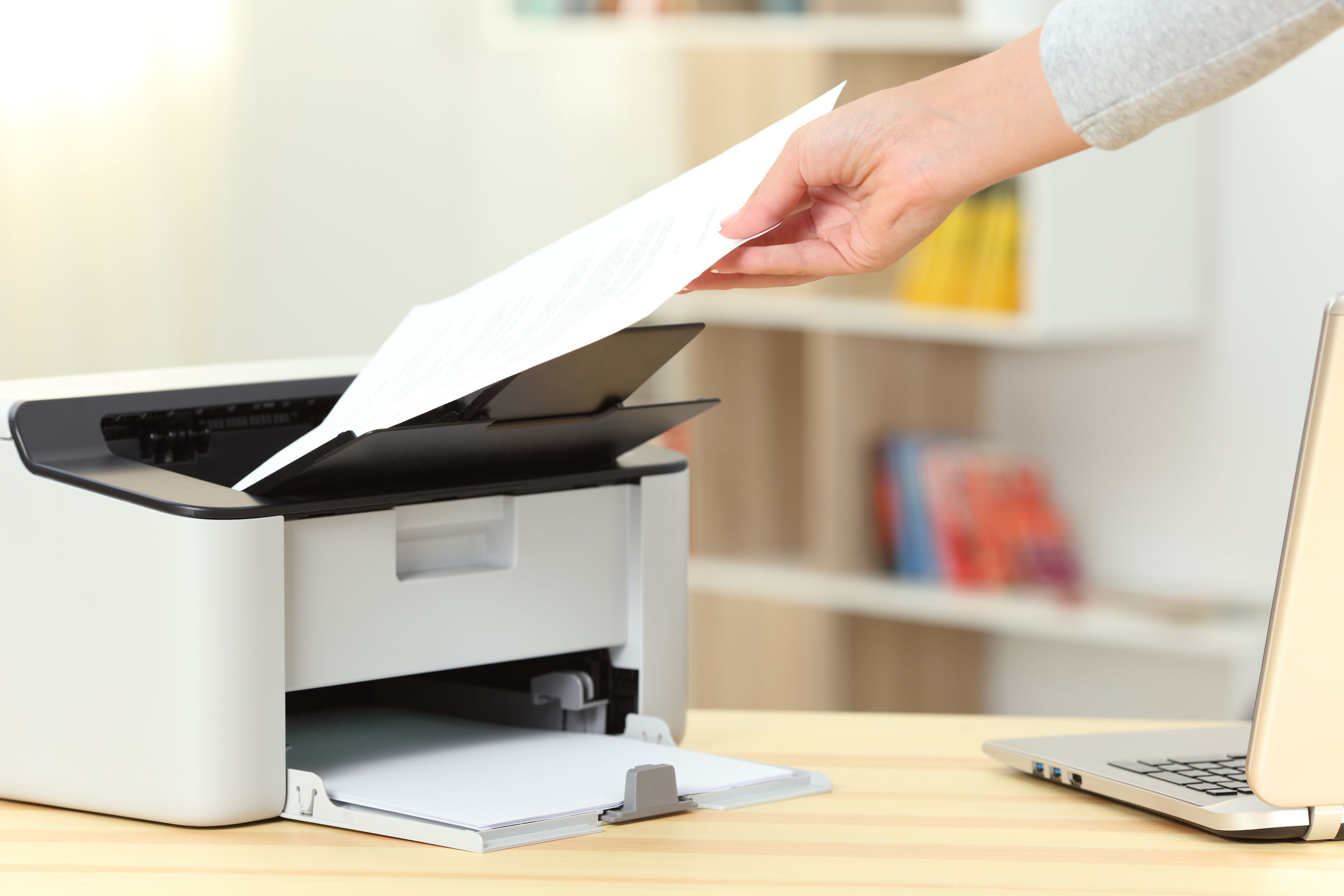 tintenstrahldrucker-test