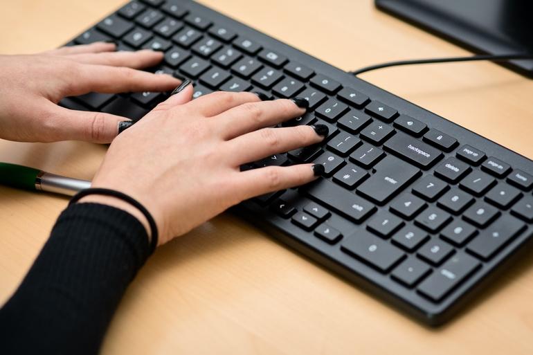 tastatur-test