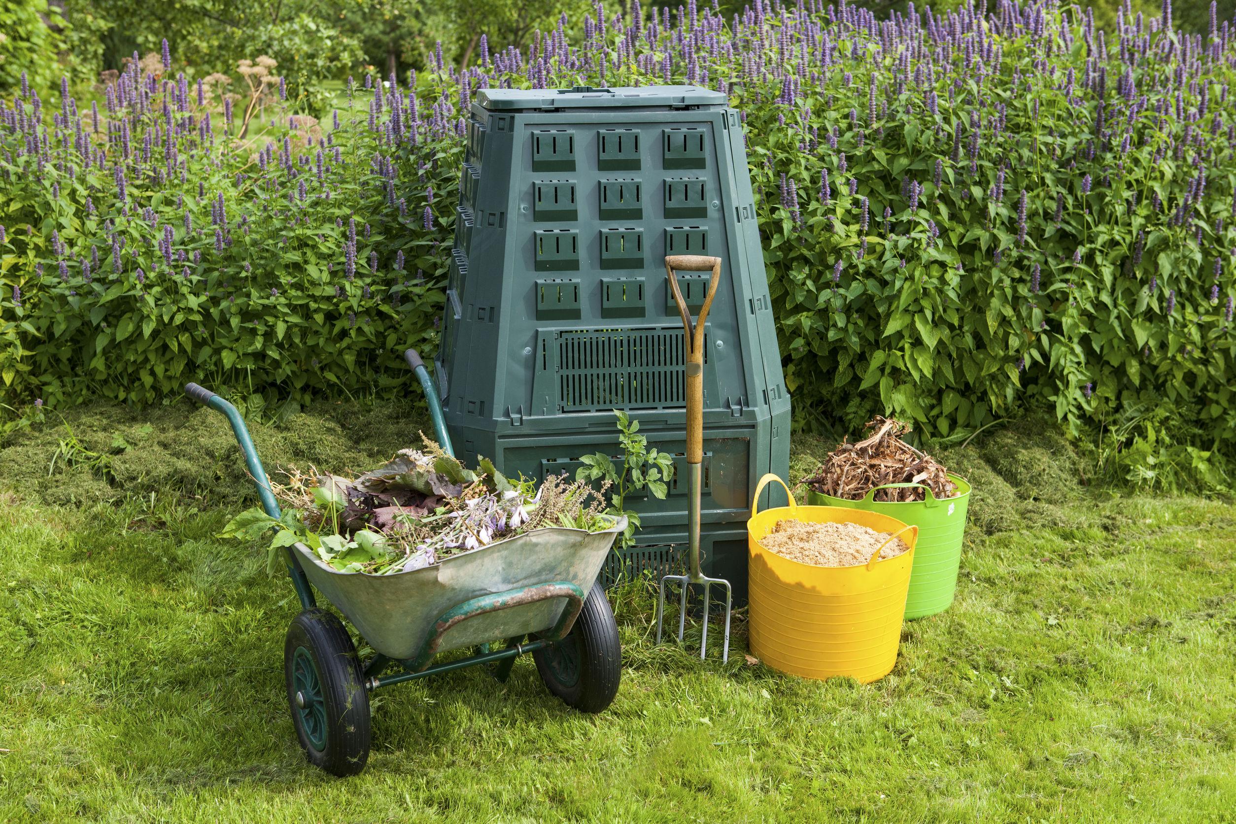 Gartenhäcksler