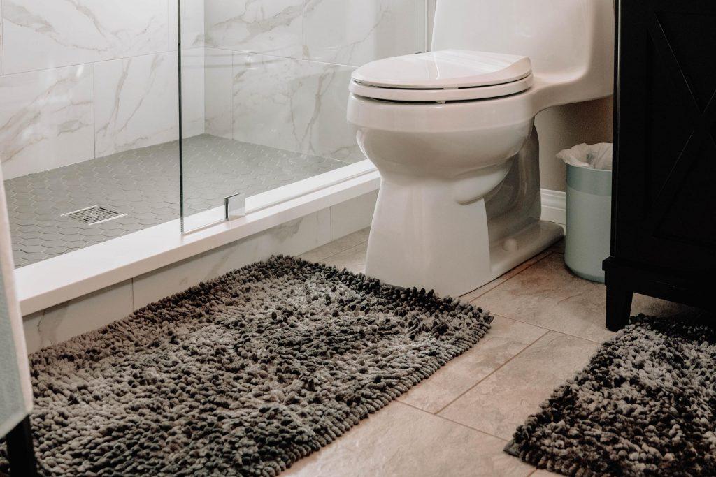 Badezimmerteppich