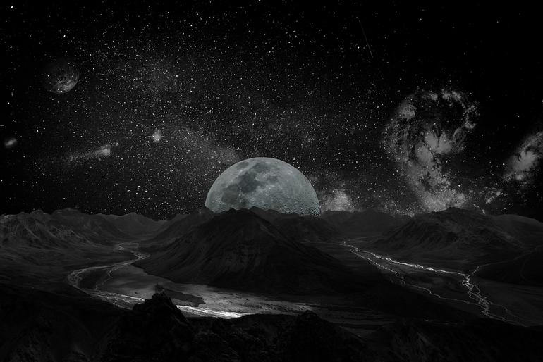 Sternenhimmel Projketor