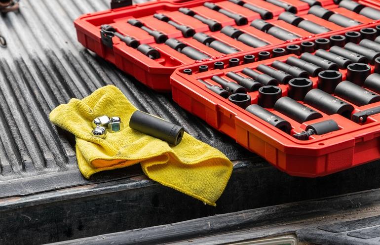 Drehmomentschlüssel für das Auto-1