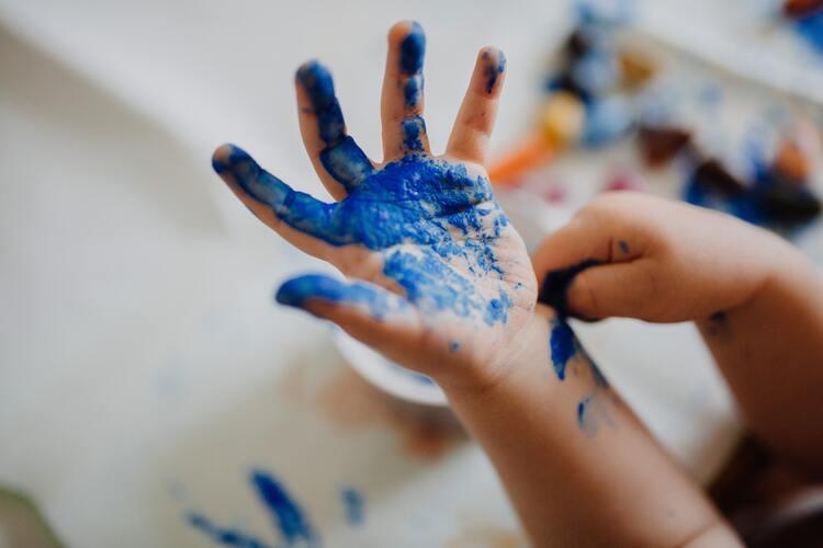 fingerfarben-test