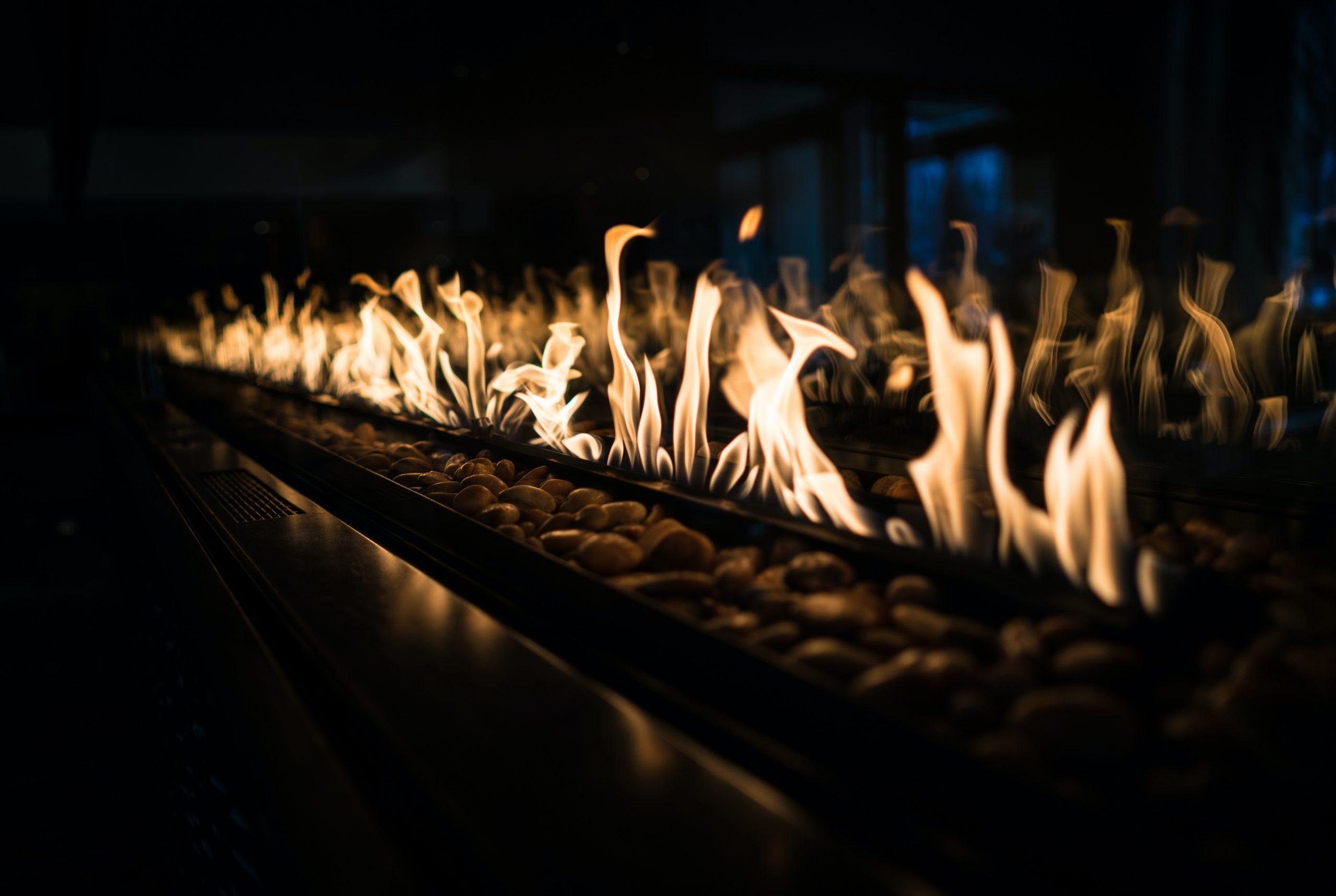Tischfeuer