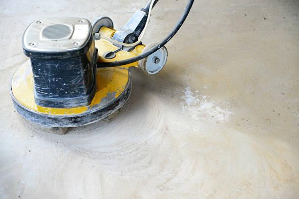 Beton schleifen: So funktioniert es am besten