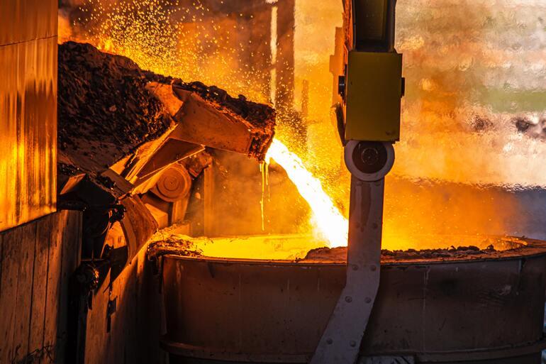 aluminium-schmelzpunkt