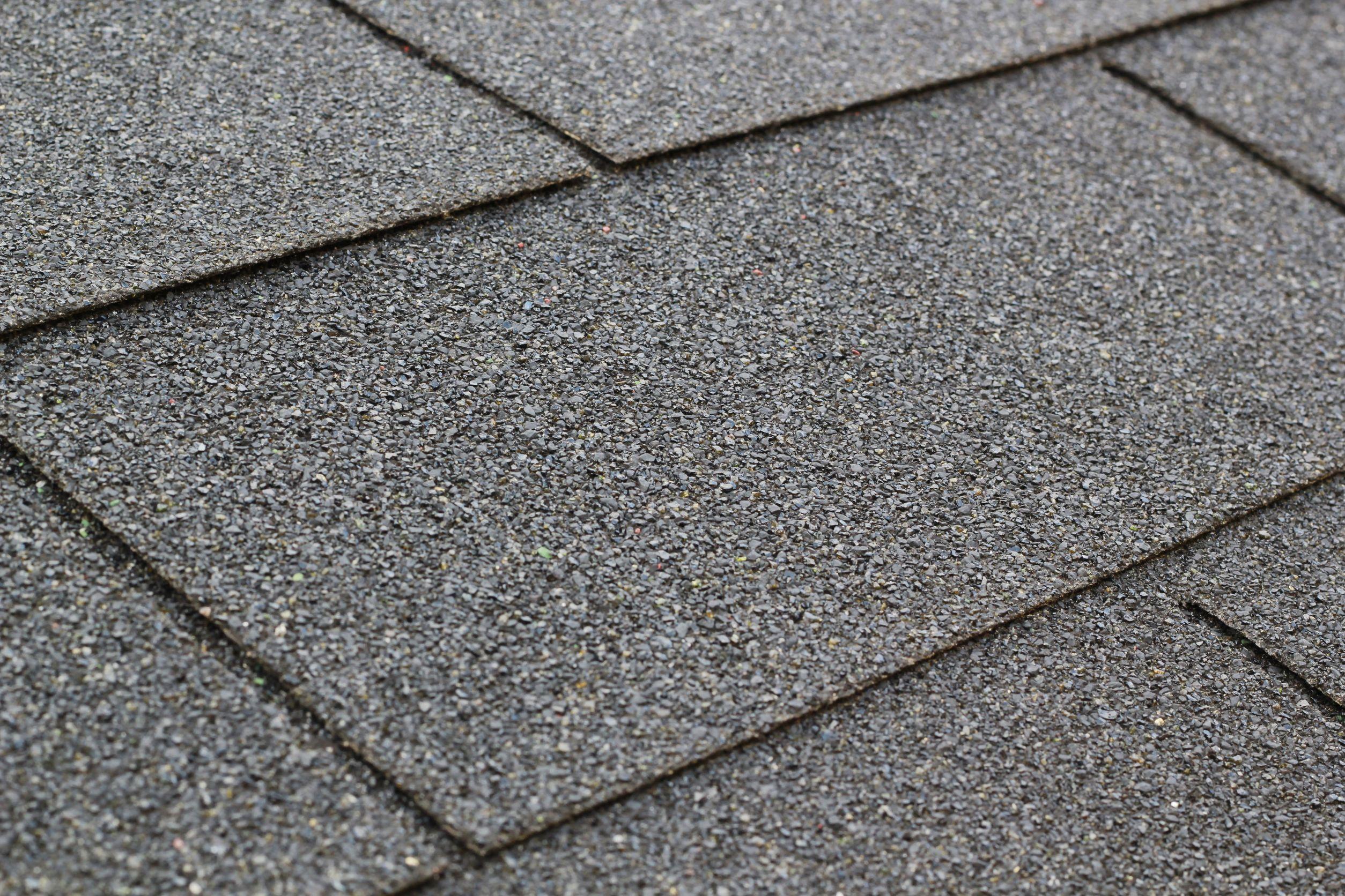Waterproof roofs