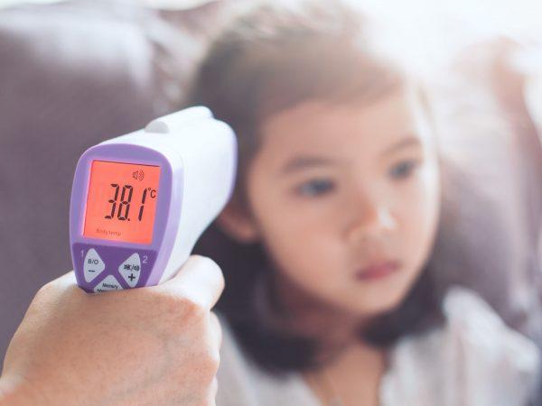 Ein Infrarot Thermometer kann, je nach Modell, einen Bereich von -50 bis +4.000 Grad Celsius messen. Bildquelle: Sasi Ponchaisang/123rf