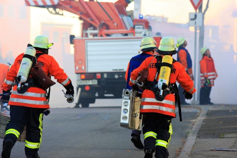Bolt Cutters, Firefighters