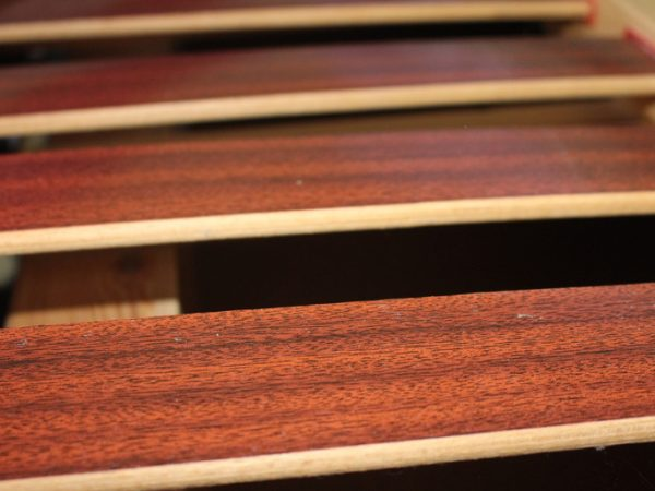Auch vom Material her unterscheiden sich die Rollroste voneinander. Titelbild: Privat / Renate Habermaas