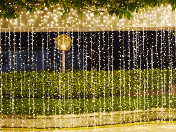 beautiful Led Light curtain