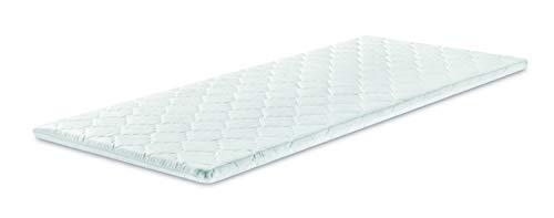 Traumnacht orthopädischer Matratzentopper, mit einem bequemem Komfortschaumkern, 90 x 200 cm, 3897184159