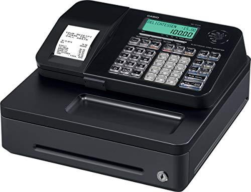 Casio SE-S100 SB Registrierkasse schwarz