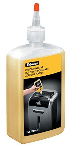 Fellowes Aktenvernichter-Öl, Inhalt: 355 ml
