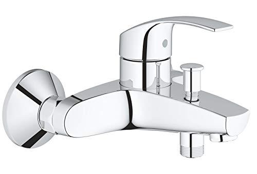 GROHE Eurosmart   Badarmatur   Einhand-Wannenbatterie   chrom   33300002